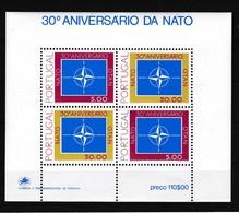 Portugal 1979 Blok Nr 26 **, Zeer Mooi Lot K952 - 1910 - ... Repubblica