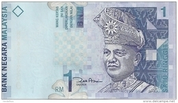MALAYSIE 1 RINGGIT ND1998-  UNC P 39 - Malaysie