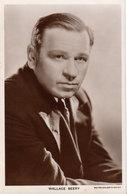 Wallace Beery.  Actor.   Picturegoer Series. RPPC. (Card Number 151e). - Schauspieler