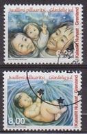 Noel - Nativité - GROENLAND - L'enfant - N° 526-527 - 2009 - Groenland