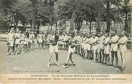 Joinville Demonstration De Boxe Par G Carpentier - Boxing