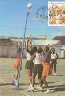 Bophuthatswana & Maxi, Basketball, Sport, Ga-Rankuwa 1987 (181) - Botswana