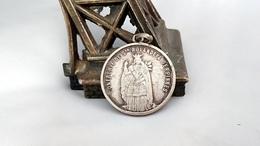 Gerpinnes Belle Médaille De Sainte Rolande - Pendentifs