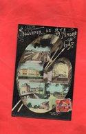 F0901 - SOUVENIR DE ST ANDRE LE GAZ - Saint-André-le-Gaz