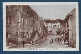 BEAUCOURT - La Mairie - Beaucourt