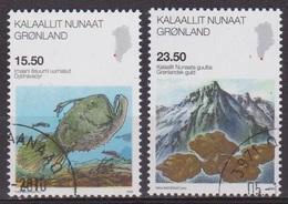 Sciences - GROENLAND - Diable De Mer, Poisson Des Grandes Profondeurs - Minerai D'or, Mine De Nalunaq - N° 524-525  2009 - Groenland