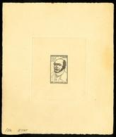 France 1092 Epreuve D'artiste Non Emis 1er Etat. Artis Die Proof Unissued  (minimal Differences With The Final Stamp). - Prueba De Artistas