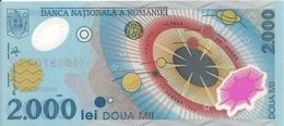 ROUMANIE 2000 LEI 1999 UNC P 111 - Roumanie