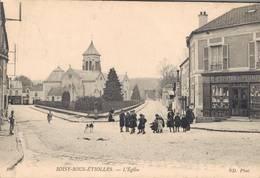 91 106 SOISY SOUS ETIOLLES L'Eglise - France