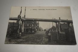 RONCQ      PONT  DE  BOEUF   PASSERELLE  DU  TRAMWAY - Autres Communes