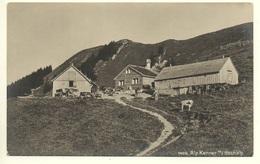 URNÄSCH Hochalp Landwirtschaft Alp Kenner - AR Appenzell Rhodes-Extérieures