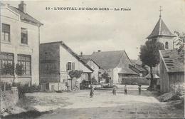 L'HOPITAL Du GROS BOIS  La Place - France