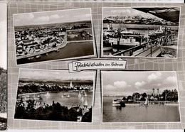 CP Allemagne - FRIEDRICHSHAFEN - Der See Und Mehrere Ansichten - Zwei Postkarten - Friedrichshafen
