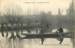 77 -  COMBS LA VILLE - LES BORDS DE L'YERRES - Combs La Ville