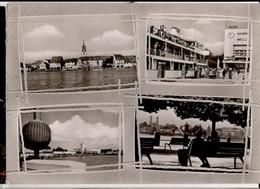 CP Allemagne - FRIEDRICHSHAFEN - Zweimal Mehrfache Ansichten - Zwei Postkarten - Friedrichshafen