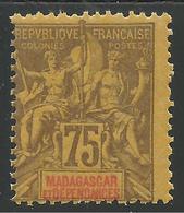MADAGASCAR 1896 YT 39** - SANS CHARNIERE NI TRACE - Madagascar (1889-1960)