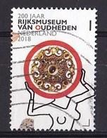 Nederland - Rijksmuseum Voor Oudheden - Fibula Van Dorestad - Gebruikt/used - NVPH 3622 - Periode 2013-... (Willem-Alexander)