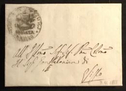 1838 VISSO  BRIGATA PER VISSO - Italy