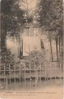VIONVILLE  57   MOSELLE    CPA  MONUMENT DU 91 REGIMENT OLDENBOURGEOIS - Autres Communes