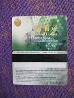 Macao Grand Lisboa,type 1 - Casino Cards