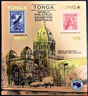 Tonga**1984 Mi.900-901 International Stamp Exhibition AUSIPEX '84 ,MNH  [20;121] - Geologie