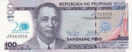 PHILIPPINES P. 218 100 P 2013 UNC - Philippines
