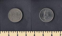 Belize 10 Cents 1974 - Belize