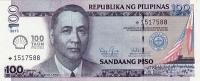 PHILIPPINES P. 219 100 P 2013 UNC - Philippines