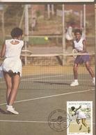 Bophuthatswana & Maxi, Tennis, Sport, Ga-Rankuwa 1987 (182) - Botswana