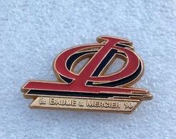 Pin's Montre . Baume Et Mercier . Montre Luxe - Pin's
