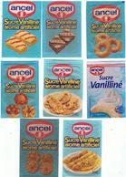 SUCRE VANILLE ANCEL- - Sugars