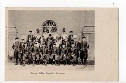 ITALIE - VATICAN - Corpo Della Guardie Svizzere 1900.... - Vatican