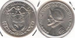 Panama 1⁄10 Balboa 1973 Vasco Núñez De Balboa KM#10a - Used - Panama