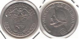 Panama 1⁄10 Balboa 1986 Vasco Núñez De Balboa KM#10a - Used - Panama