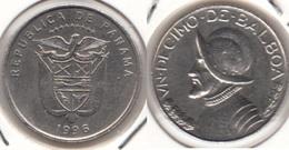 Panama 1⁄10 Balboa 1996 KM#127 - Used - Panama