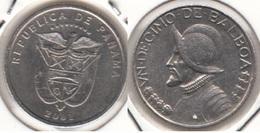 Panama 1⁄10 Balboa 2001 KM#127 - Used - Panama
