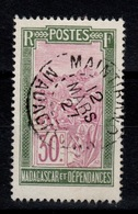 Madagascar - YV 136 Filanzane Oblitere MAINTIRANO - Madagascar (1889-1960)