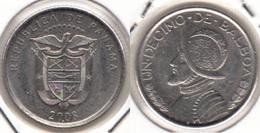 Panama 1⁄10 Balboa 2008 KM#127 - Used - Panama