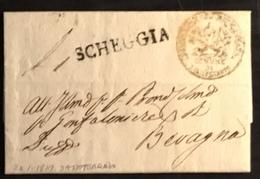 1839 SASSOFERRATO PER BEVAGNA - Italy