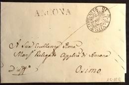 1832 M. SAN VITO PER OSIMO - Italy