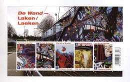 De Wand  Laeken/laken  The Art Of Graffiti  Belgium 2011 - Booklets 1953-....