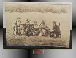 Camp De BEVERLOO Mitralleuse - Postcards