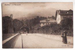 Suisse  VS   MONTHEY   Le Pont Couvert - VS Valais