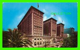 LOS ANGELES, CA - THE BILTMORE HOTEL - TRAVEL - - Los Angeles