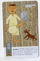TK 37648 SOUTH COREA - Magnetic - Corea Del Sud