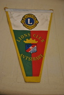 Rare Fanion Lion's Club Antsirabe Madagascar - Organizaciones