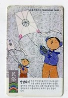 TK 37651 SOUTH COREA - Magnetic - Corea Del Sud
