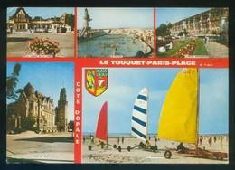 Le Touquet-Paris-Plage. *Les Aeroplages...* Circulada 1978. - Le Touquet