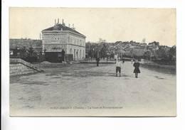 25 - ROUGEMONT ( Doubs ) - La Gare Et Rougemontot - France
