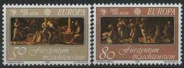 1985 Europa C.E.P.T. , Liechtenstein , Serie Completa Nuova (**) - Europa-CEPT